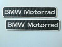 PATCH BMW MOTORRAD PZ 2 RICAMATA TERMOADESIVE CM 15X3-REPLICA - COD 306