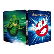 GHOSTBUSTERS Collection 1 & 2 (Steelbook) (2 Blu-ray)