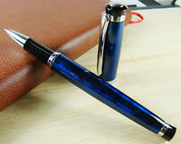 Baoer 508 Rollerball Pen , Elegant Writing Pen  , Flash Blue Color