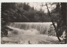Molinges Barrage Sur La Bienne France 1957 RPPC Postcard US032