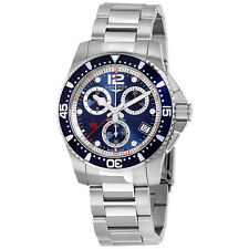 Longines HydroConquest Stainless Steel Mens Watch L3.743.4.56.6