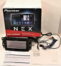 "Pioneer AVH-2400NEX 7"" Multimedia DVD Receiver with Apple CarPlay"