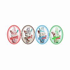 ice cream van / truck stickers, knicker b/glory