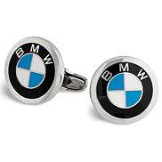 BMW Genuine OEM Roundel Cuff Links - 80-23-2-208-708