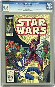 Star Wars #82 CGC 9.6 1984 0900032012