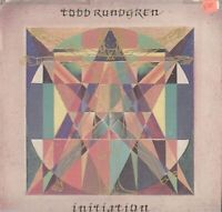 Todd Rundgren Initiation Vinyl LP Record Album