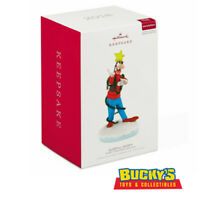 2018 Hallmark Disney Christmas Carolers Gleeful Goofy Musical Ornament Mickey
