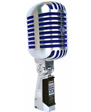 Shure Super 55 Deluxe Vocal Microphone (Chrome) U.S Authorized Dealer