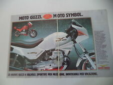 advertising Pubblicità 1985 MOTO GUZZI V35 V 35 IMOLA II