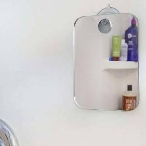Modern Rectangle Small Hanging Mirror Bedroom Bathroom Shaving Wall Home Decor*