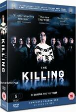THE KILLING - COMPLETE SEASON 1 -  BRAND NEW DVD