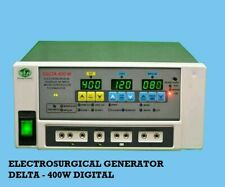 Model-400 W Delta Digital Electrosurgical Generator For Surgical Diathermy Unit>