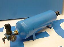 FESTO Druckluftspeicher Druckluftkessel Druckbehälter 10 l Druckminderer 185601