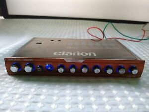 Clarion EQS746 7 Brand Graphic Equalizer (Used)