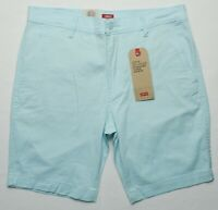 Levi's #10826 NEW Men's Flat Front XX Chino Standard Taper Stretch Shorts