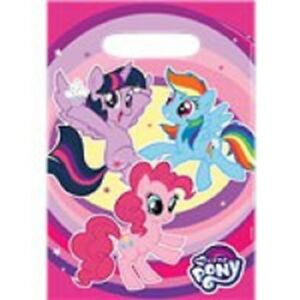 MY LITTLE PONY PARTY BAGS PACK OF 12
