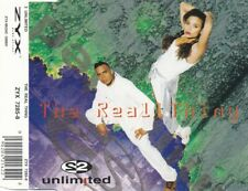 2 Unlimited - The Real Thing (4 Track Maxi CD)