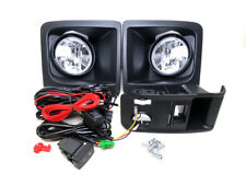 14-15~Sierra~1500~Fog~Light~Lamp~Clear~Switch~Wiring~Kit~