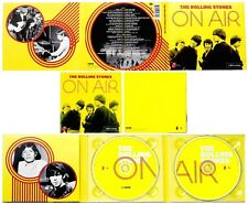 "STONES *VG+* ""ON AIR* 2017 US ABKCO / BBC / POLYDOR DIGIPAK DELUXE 2CD"