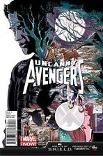 UNCANNY AVENGERS #23 1:10 Agents of Shield Variant Cover