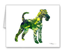 Irish Terrier Note Cards With Envelopes