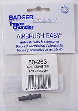 REPLACEMENT TIP FOR BADGER MINI SANDBLASTER MODEL 260