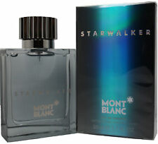 STARWALKER BY MONT BLANC 1.7/1.6 OZ EDT SPRAY FOR MEN NIB