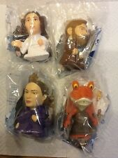 2005 Burger King  Star Wars  characters (Episode 3)  - lot of 12 toys - All MIP