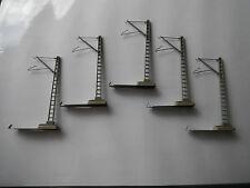 Marklin 7009 HO Cantenary Mast (Set of 5 Masts)