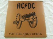 ACDC we salute you...180 gram remastered ....COLUMBIA RECORDS   years 2003