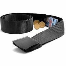 ALISTAR Cintura Portasoldi Da Viaggio Nascosta Sicura e Resistente 120 cm Nero