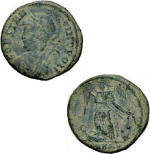 Constantin i Follis Heraclea 333-336 Constantinopoli victoria prora Ric 144-r4