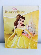 Disney Princess Beauty And The Beast Book New Kids 2016 Disney Bedtime Storybook