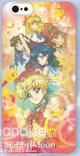 Sailor Moon Crystal iPhone6/6S Overlay Character Jacket Sailor 5 Soldiers BANDAI