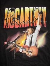 2011 PAUL McCARTNEY NY Detroit Montreal Chicago Cincinnati ON THE RUN (LG) Shirt