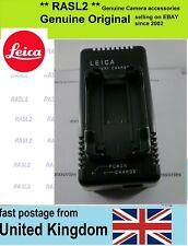 Genuine Original Leica 14463 Battery Charger for  M 8 M M8 M9 M-E M9-P