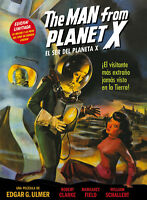 THE MAN FROM PLANET X (EL SER DEL PLANETA X)