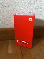 "Smartphone Huawei Y7 octa core 5.5"" 12mpx 2gb ram 16GB Argento Garanzia"