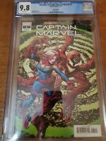 Absolute Carnage-Captain Marvel #1 Mike Mckone Variant 9.8 Cgc