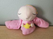 Chobits Atashi Baby Pink Rabbit Star Plush Doll 9 in Anime Kawaii
