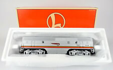 LIONEL O SCALE 18129 SANTA FE F3 DUMMY B UNIT WITH SOUND AND LIGHT #2343C  -B
