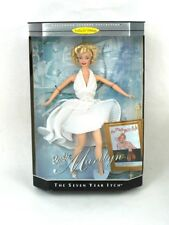 NRFB MARILYN MONROE BARBIE Seven Year Itch Collector Edition 1998