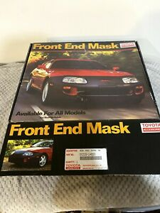 1994 Toyota Supra Front End Mask 00218-14930 New super rare
