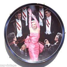 Bradford I Dont Mean Rhinestones Marilyn Monroe Silver Screen Marilyn Plate