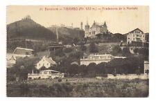 barcelona , tibidabo  , alrededores de la montaña , barcelone