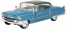 Greenlight 13502 1955 Cadillac Fleetwood 1, 1:18, Blue