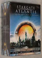 Stargate Atlantis Completo Stagioni 1-5 (1,2,3,4,5) - DVD Cofanetto SIGILLATO