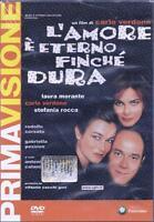 Dvd **L'AMORE E' ETERNO FINCHE' DURA ** di Carlo Verdone nuovo sigillato 2004