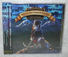 Tuomas Holopainen Music Inspired by the Life and Times of Scrooge Taiwan CD wOBI