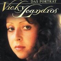 "VICKY LEANDROS ""DAS PORTRÄT"" CD NEUWARE!!!!!!!!!!!!!!"